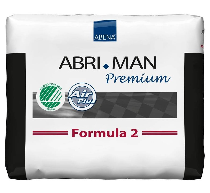 Abri-Man Formula 2 Premium