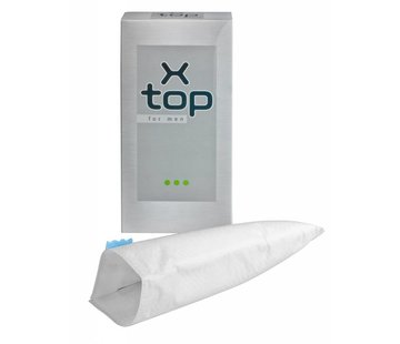 Beschermhuls X-Top for men (3 uitboeringen)