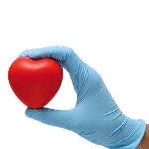 Medicom Nitril handschoenen  blauw, wit, zwart en roze 100stuks poedervrij