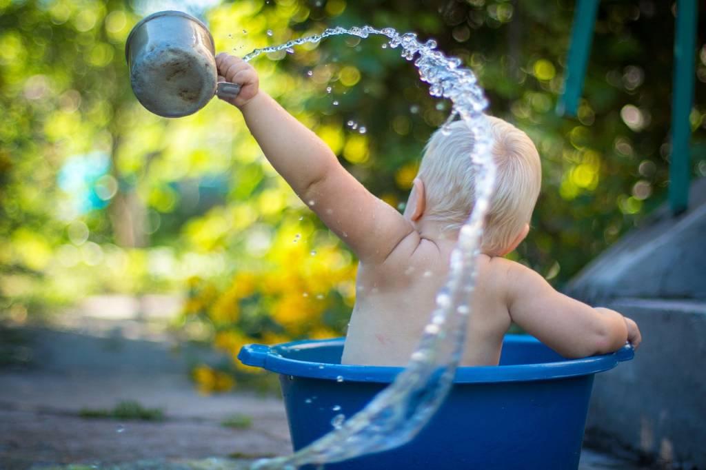 Hygiene tips bij warm weer en zon