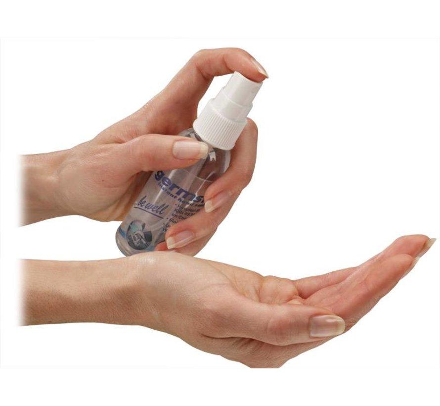 Desinfecterende handspray voor de gezondheidszorg