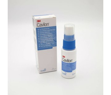 Niet prikkende  barrierefilm spray