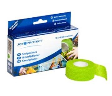 Joy2protect Snelpleister Groen