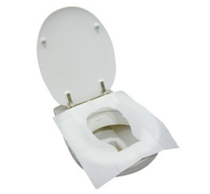 WC-brildekjes, lekker schoon onderweg naar het toilet