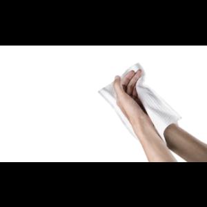 Wegwerp washandjes biologisch afbreekbaar ( 25 stuks)