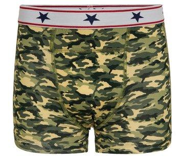 Underwunder Jongens Boxer Camouflage