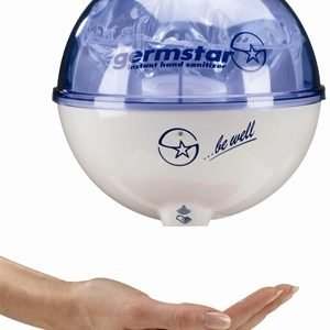Germstar Touchless dispenser voor handdesinfectie (964 ml)