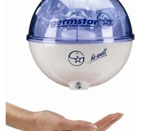 Germstar Touchless dispenser voor handdesinfectie (964 ml)