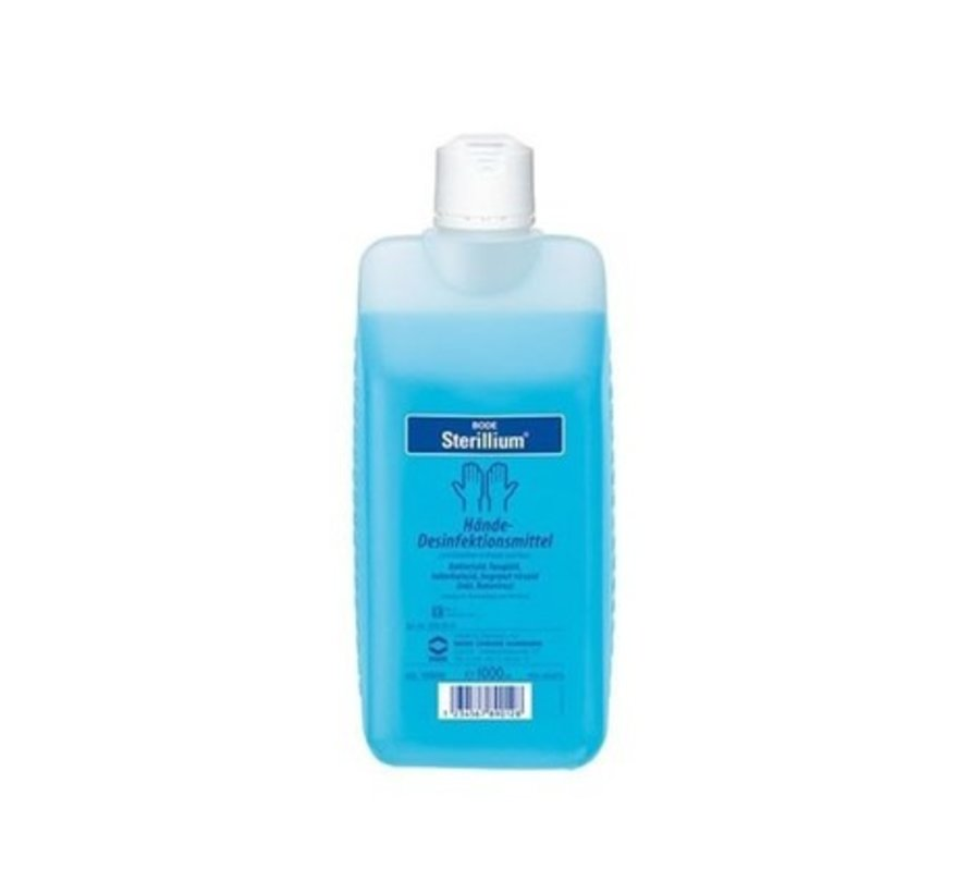 Sterillium handdesinfectiemiddel (500 ml)