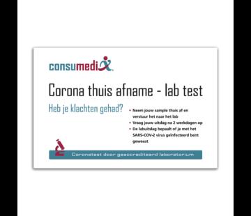Consumedix Corona-afname thuistest