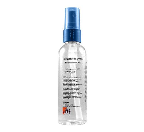 All-Care Handalcohol sprayflesje 100 ml 70%