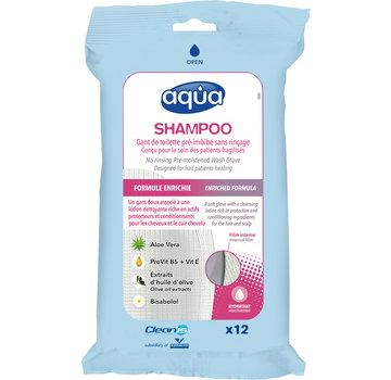 Cleanis Shampoo washandjes (12 stuks)