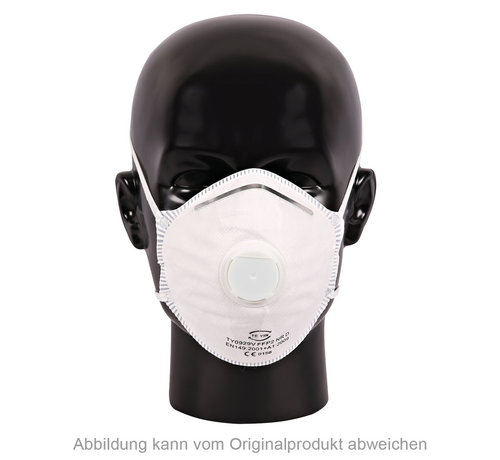 Hygostar FFP2 masker  met ventiel (10 stuks)