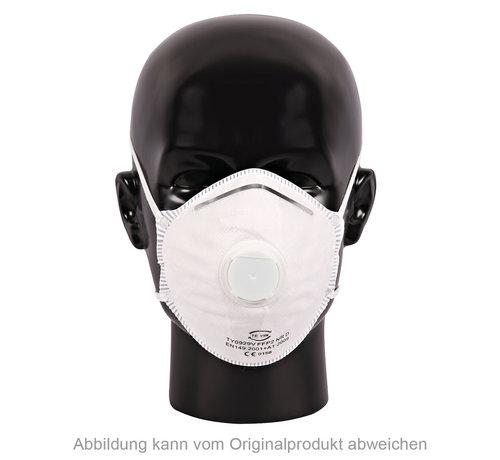 Hygostar FFP2 masker nr. D met ventiel ( 10 stuks)