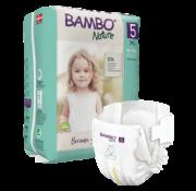 Bambo Nature Bambo Nature luiers maat 5 XL (22 stuks)