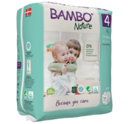 Bambo Nature Bambo luiers maat 4