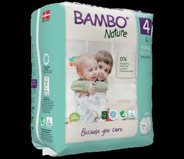 Bambo Nature Bambo Nature luiers maat 4 L (24 stuks)