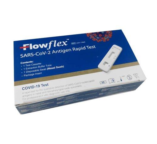 Acon Flowflex Covid-19 antigeen ondiepe neustest - 20 stuks  - leverbaar vanaf 25 april a.s.
