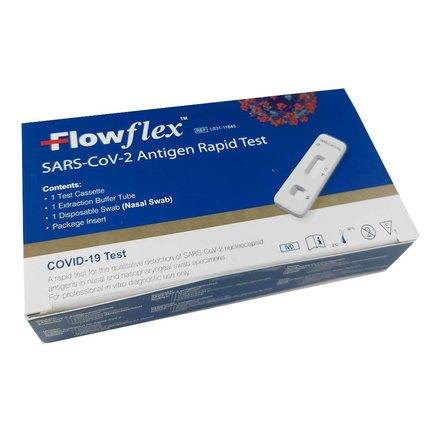 Flowflex Covid-19 antigeen ondiepe neustest