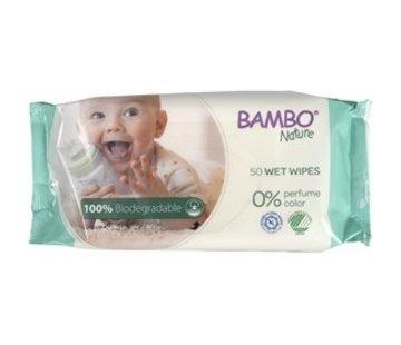 Bambo Nature Billendoekjes voor gevoelige babyhuid