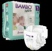 Bambo Nature luiers maat 1  XS (22 stuks)