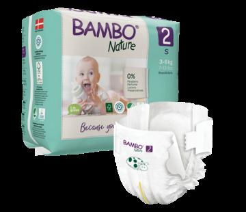 Bambo Nature luiers maat 2 S (30 stuks)