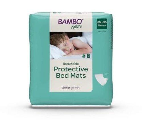 Bambo Nature Onderleggers Abena Protective Bed Mats  80 x 90 cm(7 stuks)