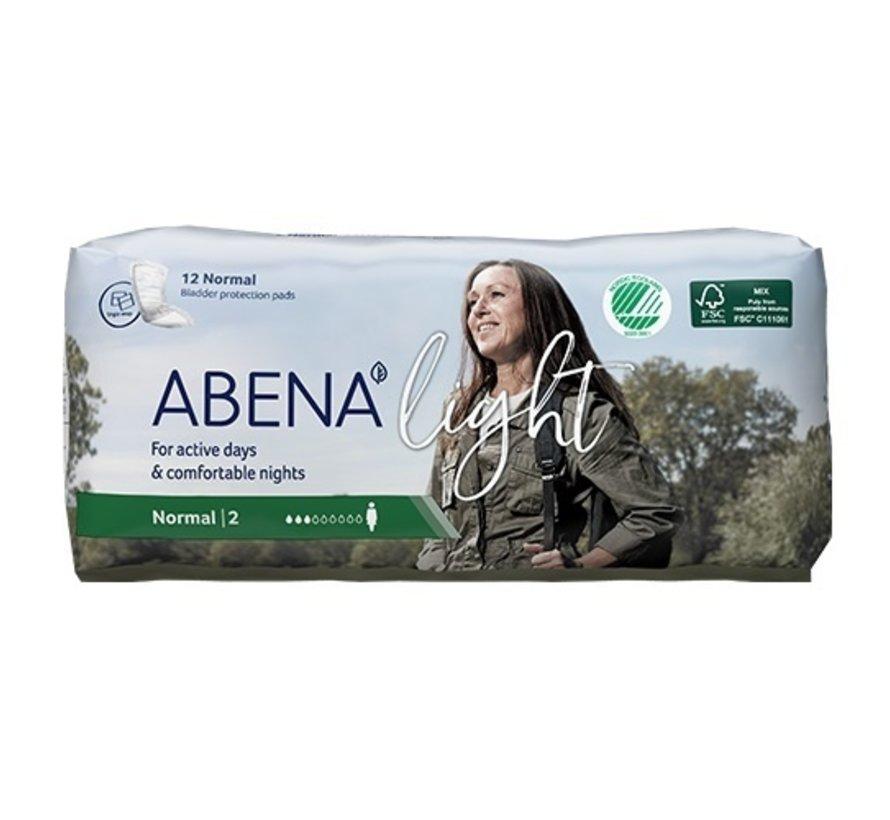 Abena Light Normal (12 stuks)