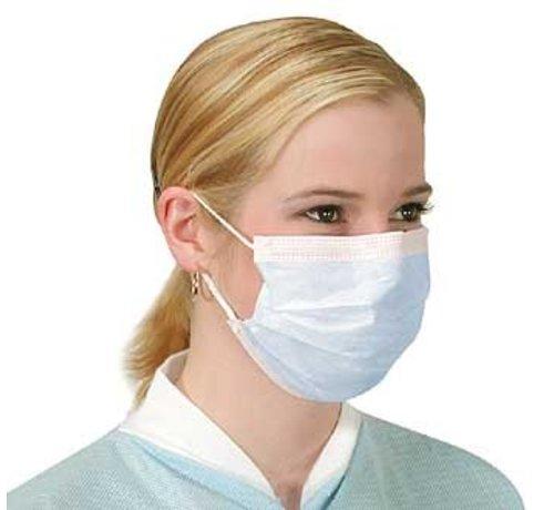 Medicom Mondkapje Medicom  (50 stuks) met oorelastiek -Type  IIR