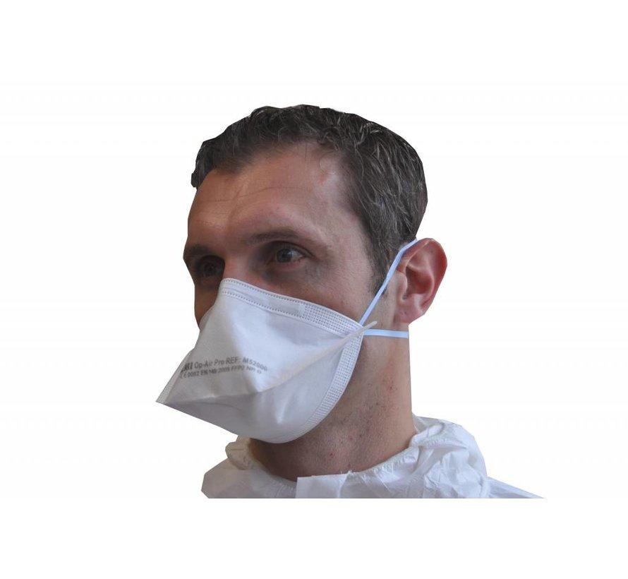 Mondmaskers FFP2  Medicom( 50 stuks)