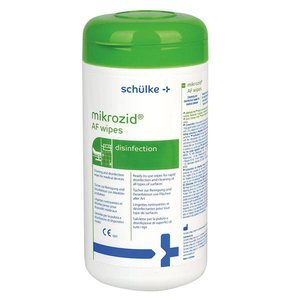 Schulke Mayr Mikrozid AF Desinfectie doekjes (150 stuks)