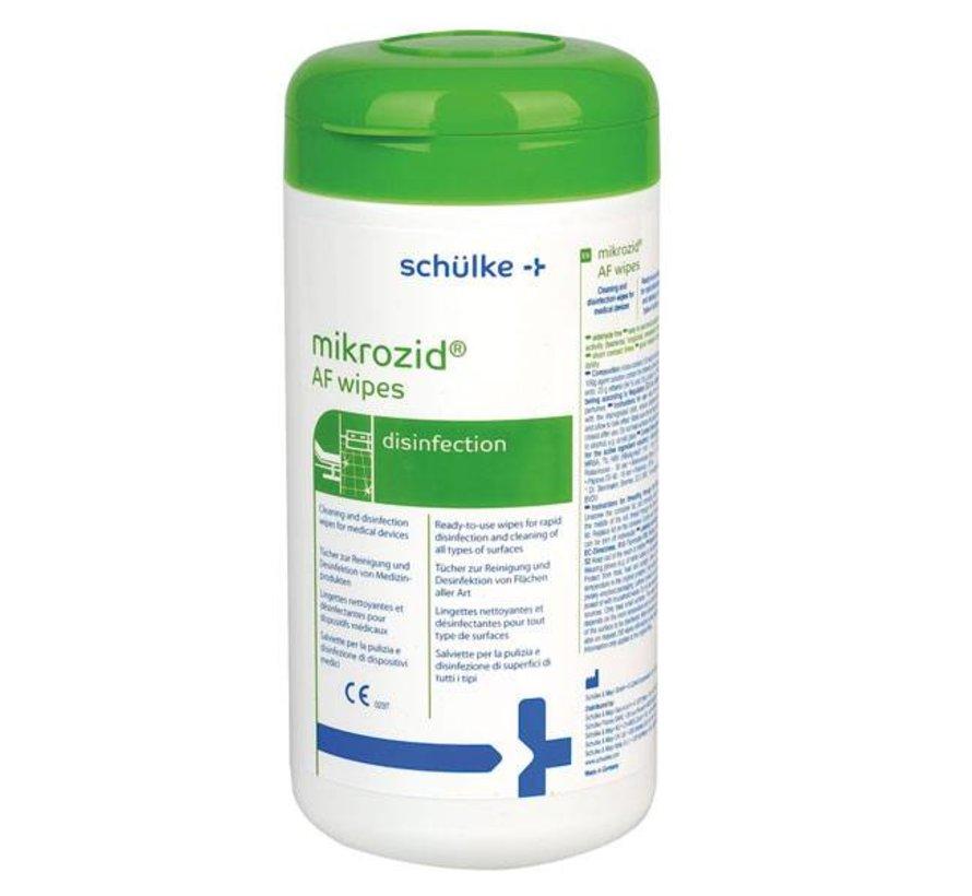 Mikrozid AF Desinfectie doekjes (150 stuks)