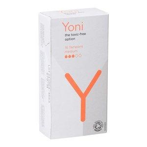 Yoni biologische tampons medium