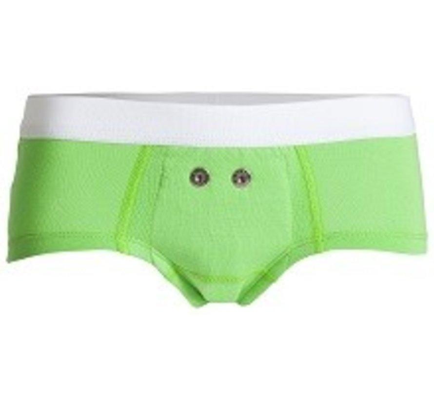Sensorbroekje Meisje (Groen) voor plaswekker Mickey van Urifoon