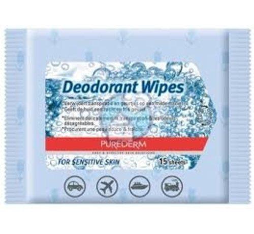 Deodorant doekjes