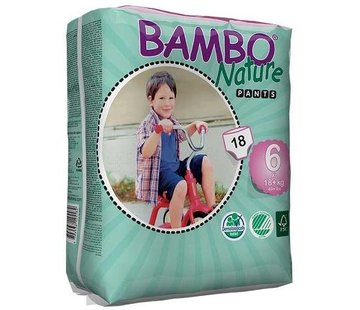 Bambo Nature Luierbroekjes maat 6