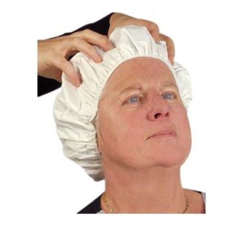 Medicom Shampoo cap maakt haren wassen op bed mogelijk
