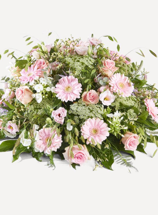 Biedermeier roze