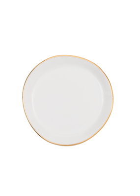 Urban Nature Culture Good Morning Plate White (S)