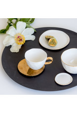 Urban Nature Culture Good Morning Plate White (M)