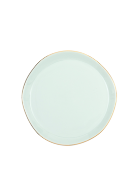Urban Nature Culture Good Morning Plate Mint (M)