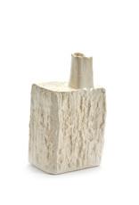 SERAX Ceramic Vase - (S) White