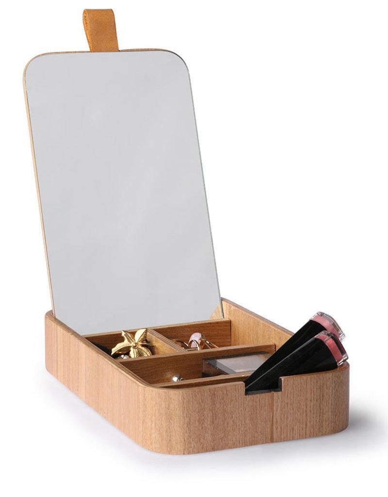 HKLiving Mirror Box