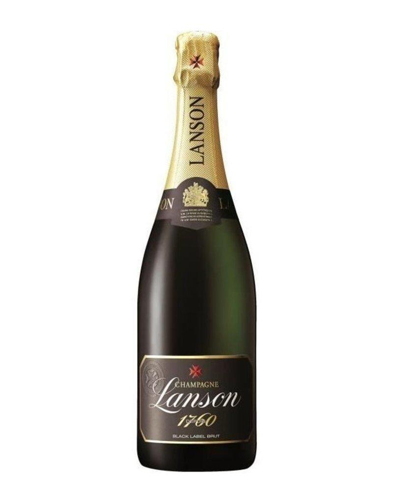 Geovino Champagne Lanson - Le Black Label Brut