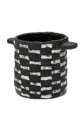 SERAX Flower Pot Papier Maché (S)