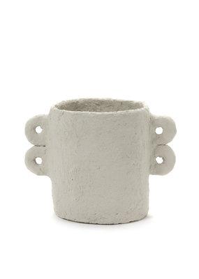 SERAX Plant Pot Papier Maché (M)