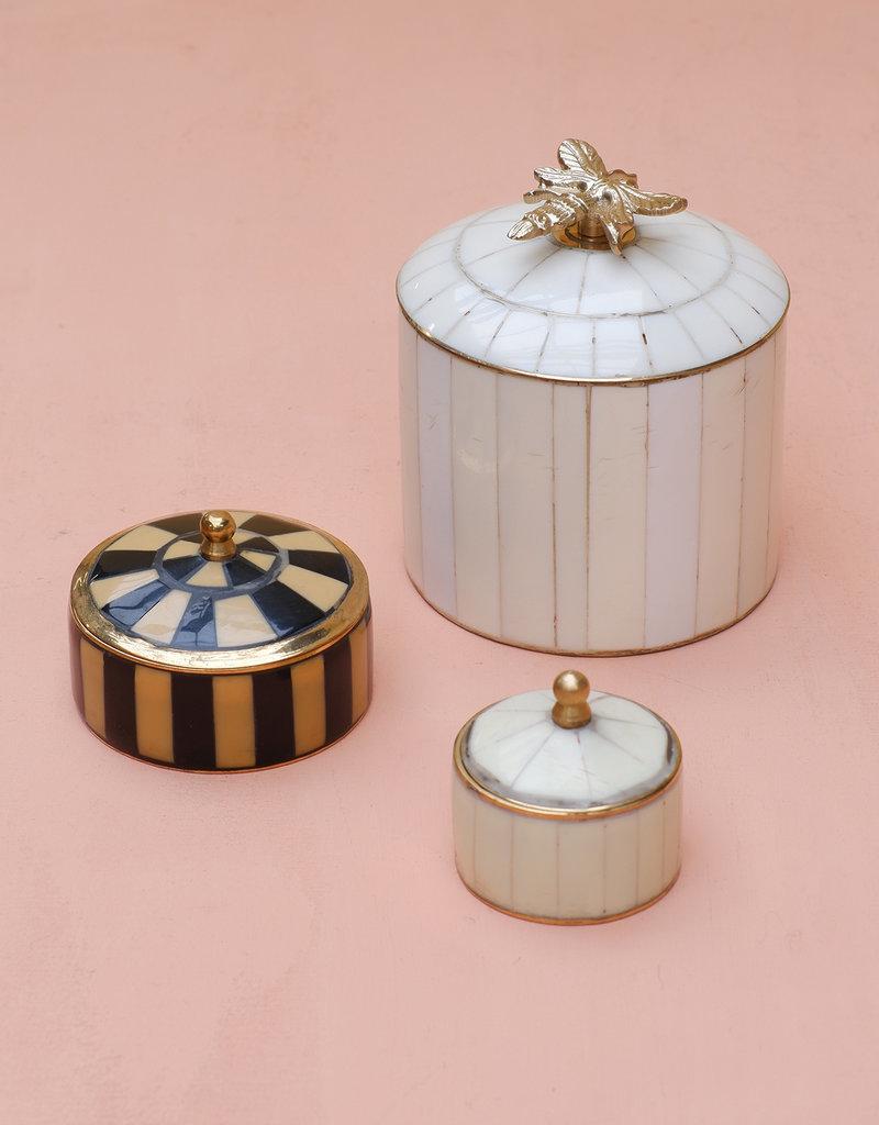 Chelsey Circus Box White