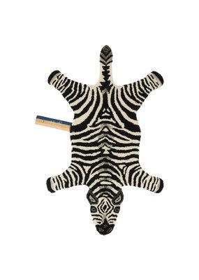 Doing Goods Zebra Rug
