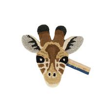Giraffe Head Rug