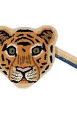 Doing Goods Tiger Head Rug
